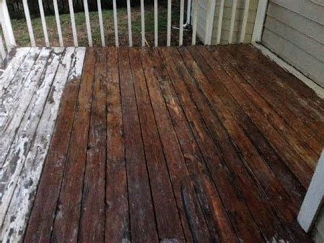 remove deck paint   stain  deck youtube