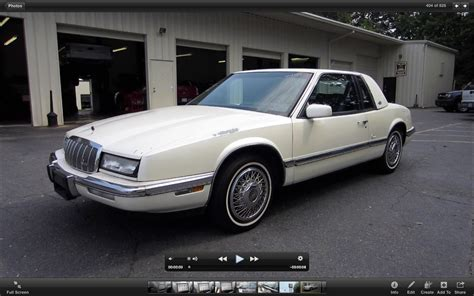1991 buick riviera for sale 1991 buick riviera start up engine and in depth tour