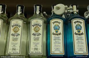 bombay sapphire recalled due to 77 alcohol content