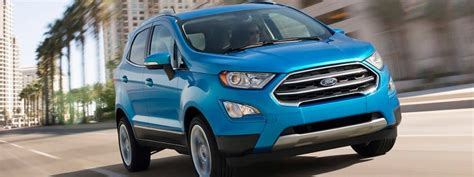 Busi Ford Ecosport 2018 ford ecosport has been spied in china india launch