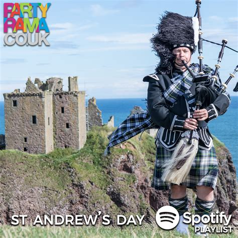 s day soundtrack st andrew s day spotify playlist partyrama