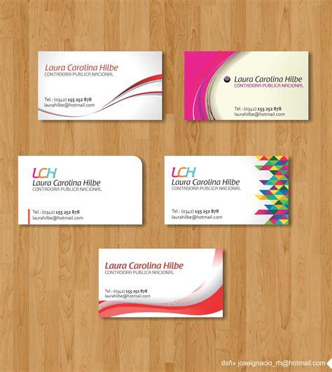 modelos de tarjetas contadores generales tarjetas personales jos 233 ignacio rodr 237 guez