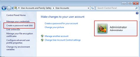 windows reset password no drive how to create a windows 7 password reset disk for free