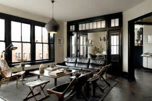 Black Trim Windows Decor The Modern Sophisticate Black Window Frames