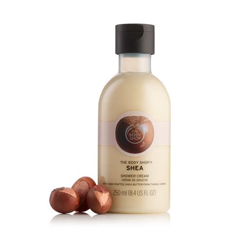 Shea Shower 60 Ml shea shower 250 ml