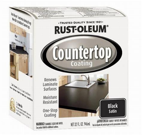 rust oleum 263209 transformations countertop coating quart black ebay