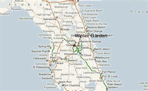 Winter Garden Florida Weather by Gu 237 A Urbano De Winter Garden