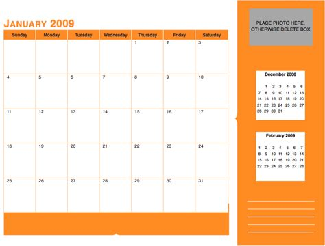 iwork calendar template pages 08 modern solid monthly calendar free iwork