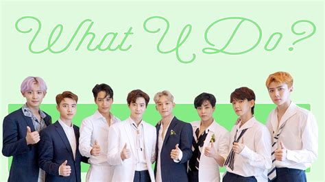 exo what u do exo what u do easy lyrics youtube
