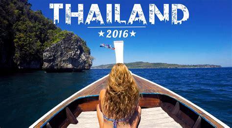 Gopro 4 Thailand gopro 4 amazing thailand trip travel 2016 doovi