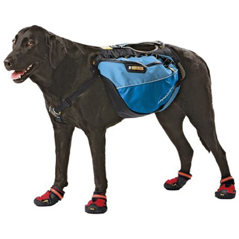 for dogs ruff wear approach pack saddlebag for dogs the green