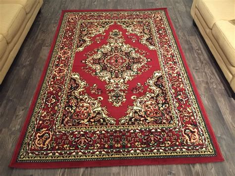 Large Area Rugs Large Area Rugs Beautiful Traditional Style Area Rug 8x11 Carpets Ebay
