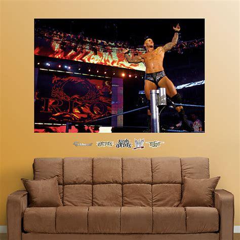 john cena bedroom decor fathead randy orton wwe wall mural