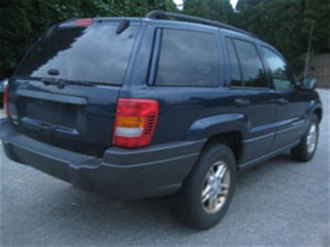 navy blue jeep grand 2002 jeep grand 4x4 93k navy blue leather
