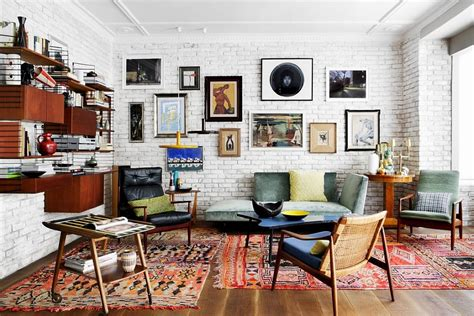 eclectic furniture beautiful homes design 100 brick wall living rooms that inspire your design