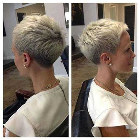 pictures of very short hair front and back iew most beloved pixie haircuts for 2017 short hairstyles