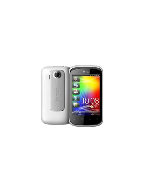Hp Htc Explorer A310e buy htc explorer a310e white at best price in