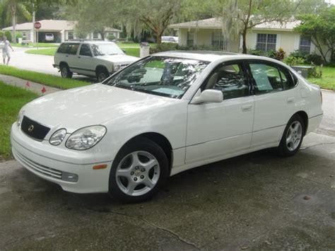 98 lexus gs300 white 70k