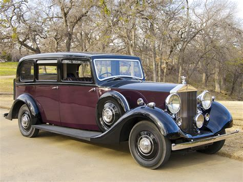 limousine rolls royce rolls royce wraith limousine 1938