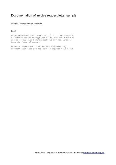 Sending Invoice Letter invoice request letter invoice template ideas