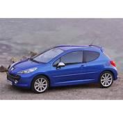 Peugeot 207 14 VTi Technical Details History Photos On