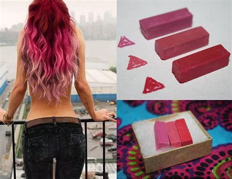 how to get rid of hair chalk stains berry pink hair chalk hair tint hair stain ombre hair