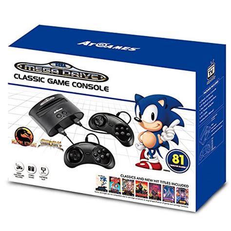 megadrive console sega megadrive mini jeux vid 233 o consoles produits