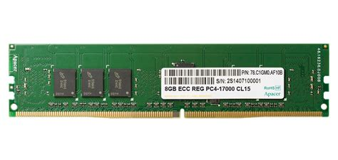 Apacer Launches DDR4 2133 MHz Memory Modules   techPowerUp