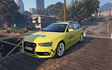 Doctors Car Insurance 5 by Audi A4 Avant Doctor Car Gta5 Mods