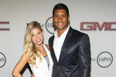 russell wilson wife russell wilson put his wife on waivers