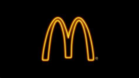 wallpaper mcdonalds logo  blackdark