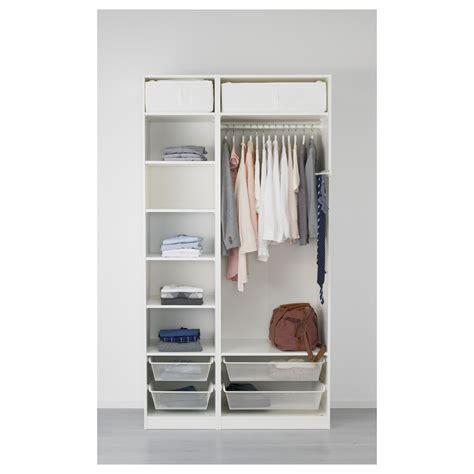 Ikea Armoire Pax by Ikea Pax Wardrobe White Ballstad Vikedal En 2018