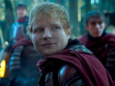 ed sheeran game of thrones song game of thrones ed sheeran s cameo features song from