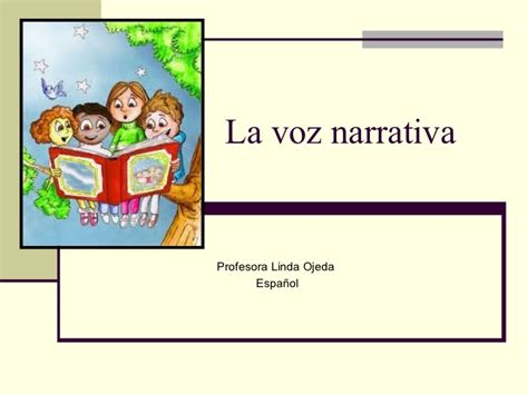 libro 1 la voz de la voz narrativa