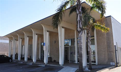 california mid century modern buildings