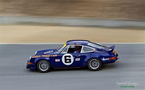 Porsche Rennsport by Porsche Rennsport Reunion V Laguna Seca Carrera Trophy
