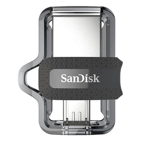 Sandisk Ultra Dual Otg 64gb Flash Drive M3 0 Usb 3 0 usb otg sandisk ultra 64gb dual drive m3 0 sddd3 064g g46 tiki vn