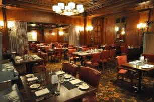 dining room hospitality interior design of the oak room restaurant san francisco 171 united
