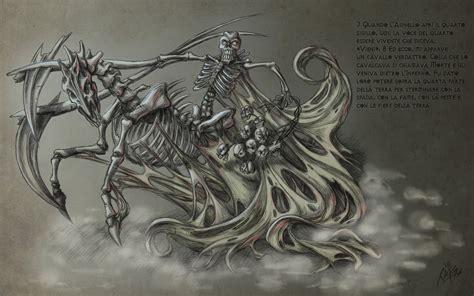 death the third horsemen of the apocalypse