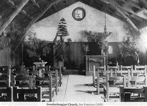 swedenborgian garden church foundsf