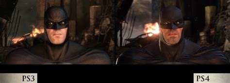 Ps4 Batman Return To Arkham Asylum return to arkham comparison ps3 vs ps4 by phantomevil on deviantart