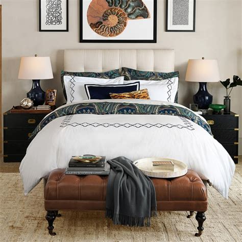 william sonoma bedding boteh paisley bedding williams sonoma