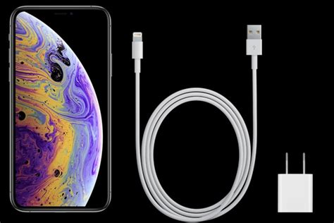 fast charging the iphone xs max and xr is still out of the box and 68 phonearena