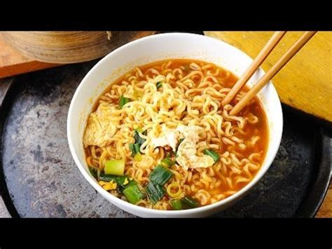 membuat mie jepang cara membuat mie ramen jepang pedas dari mie instan how