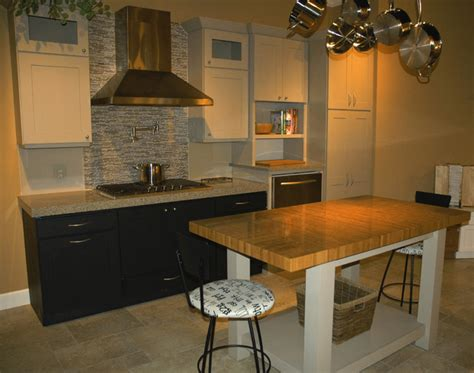 Kitchen Countertops Miami by Bamboo Butcher Block Countertop By Grothouse Kitchen Countertops Miami By