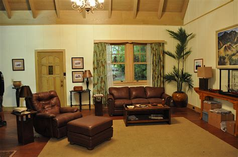 steve home interior mcgarrett house interior on stage flickr photo