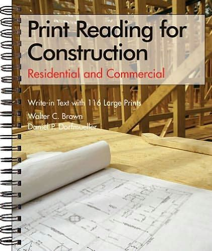 Pdf Print Reading Construction Residential Commercial by Print Reading For Construction Residential And Commercial