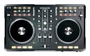numark mixtrack pro 4 decks mixtrack pro 2 channel dj controller with audio i o numark