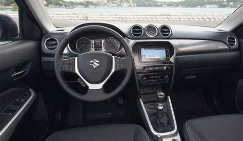 Suzuki Vitara Interior Suzuki Vitara 2017 Pre 231 O Ficha T 233 Cnica Consumo