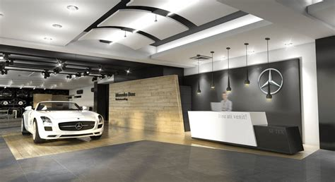 mercedes showroom interior mercedes benz showroom galati ro by alexandru buzatu at
